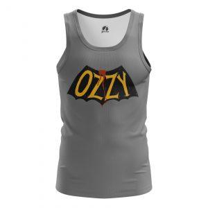 Merch Men'S Tank Ozzy Ozzy Osbourne Clothes Vest