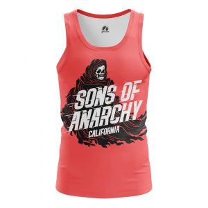 Merch Men'S Tank Sons Of Anarchy Tv Vest