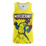 Collectibles - Men'S Tank The Wolverine Xmens Vest