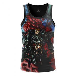 Merchandise Men'S Tank Slaanesh Warhammer God Vest