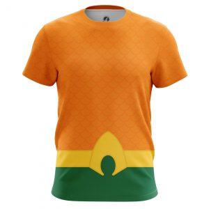 Merchandise Men'S T-Shirt Aquaman Suit Comics Armor Costume
