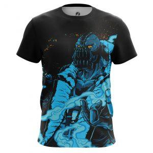 Merch Men'S T-Shirt Bane Comics Batman Nolan'S