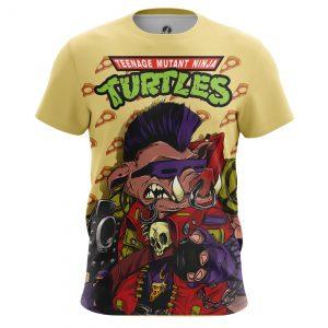 Merchandise Men'S T-Shirt Bebop Tmnt Ninja Turtles Animated Ninja Turtles