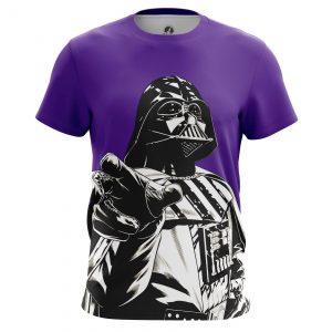 Merch Men'S T-Shirt Choke Star Wars Darth Vader
