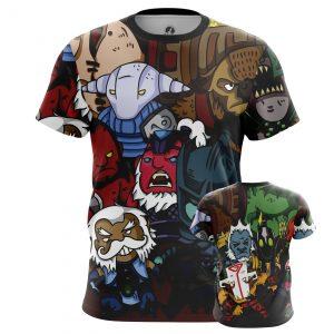 Merchandise Men'S T-Shirt Dota 2 All Stars