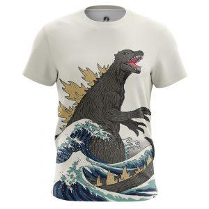 Merchandise Men'S T-Shirt Godzilla Japan Movie