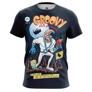 Merchandise Men'S T-Shirt Groovy Sega Games
