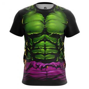 Merchandise - Men'S T-Shirt Hulk Suit Body Chest