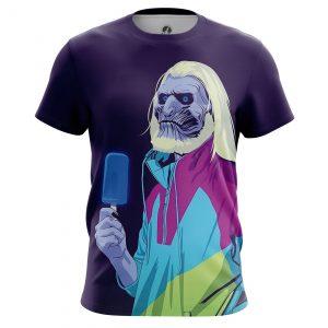 Merch Men'S T-Shirt Ice Cream Walker Game Of Thrones