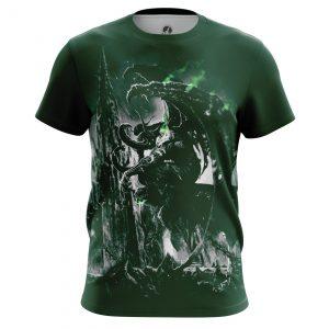 Merch Men'S T-Shirt Illidan Warcraft Universe Wow
