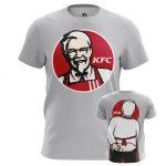 Merch - Men'S T-Shirt Kfc Memes Colonel Sanders