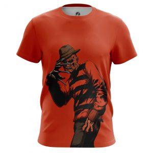 Merchandise Men'S T-Shirt Krueger A Nightmare On Elm Street