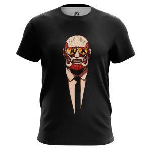 Collectibles Men'S T-Shirt Mr Titan Anime Attack On Titan Clothes