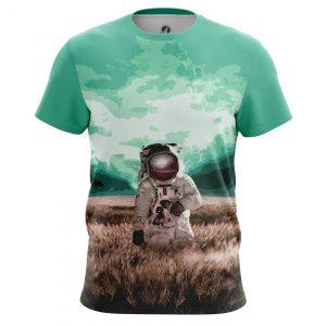 Merch Men'S T-Shirt New World Cosmonaut