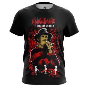 Merchandise Men'S T-Shirt Nightmare On Elm Street
