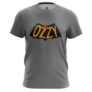 Merch Men'S T-Shirt Ozzy Ozzy Osbourne Clothes