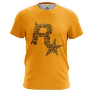 Merchandise Men'S T-Shirt Rockstar Games Gta