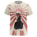 Collectibles - Men'S T-Shirt Samurai Wars Star Wars Japan
