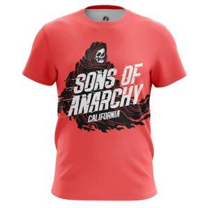 Merch Men'S T-Shirt Sons Of Anarchy Tv