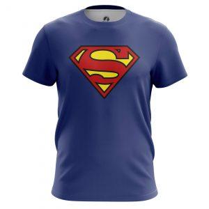 Collectibles Men'S T-Shirt Superman Logo Comics Superman Classic