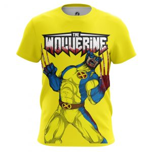Merchandise Men'S T-Shirt The Wolverine Xmens