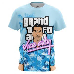 Merchandise Tommy Vercetti Shirt Gta Vice City