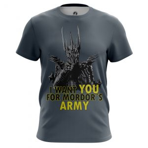 Merchandise Men'S T-Shirt Uncle Sauron Lord Of Rings