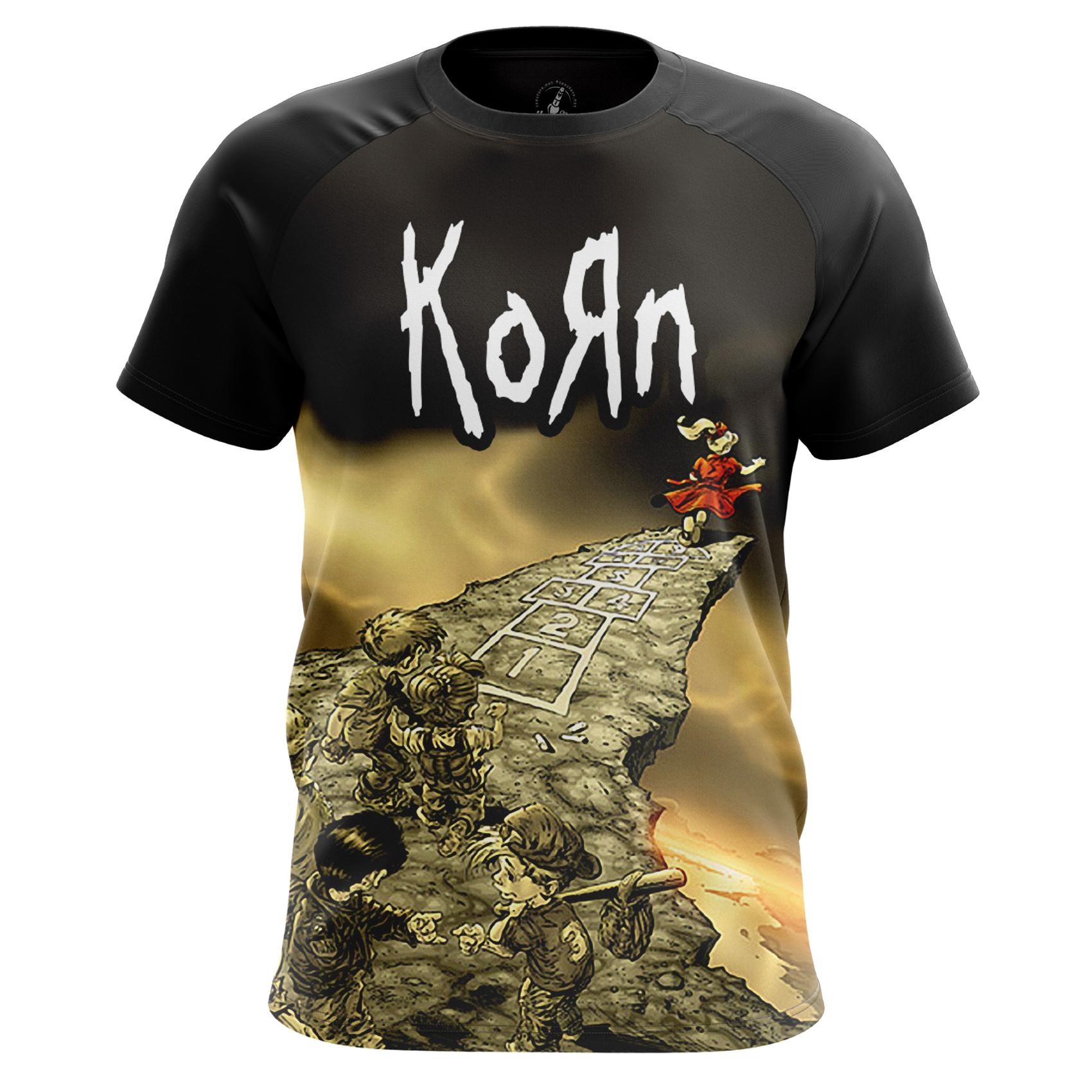 Collectibles Men'S Tank Follow Leader Korn Band Clothes Vest