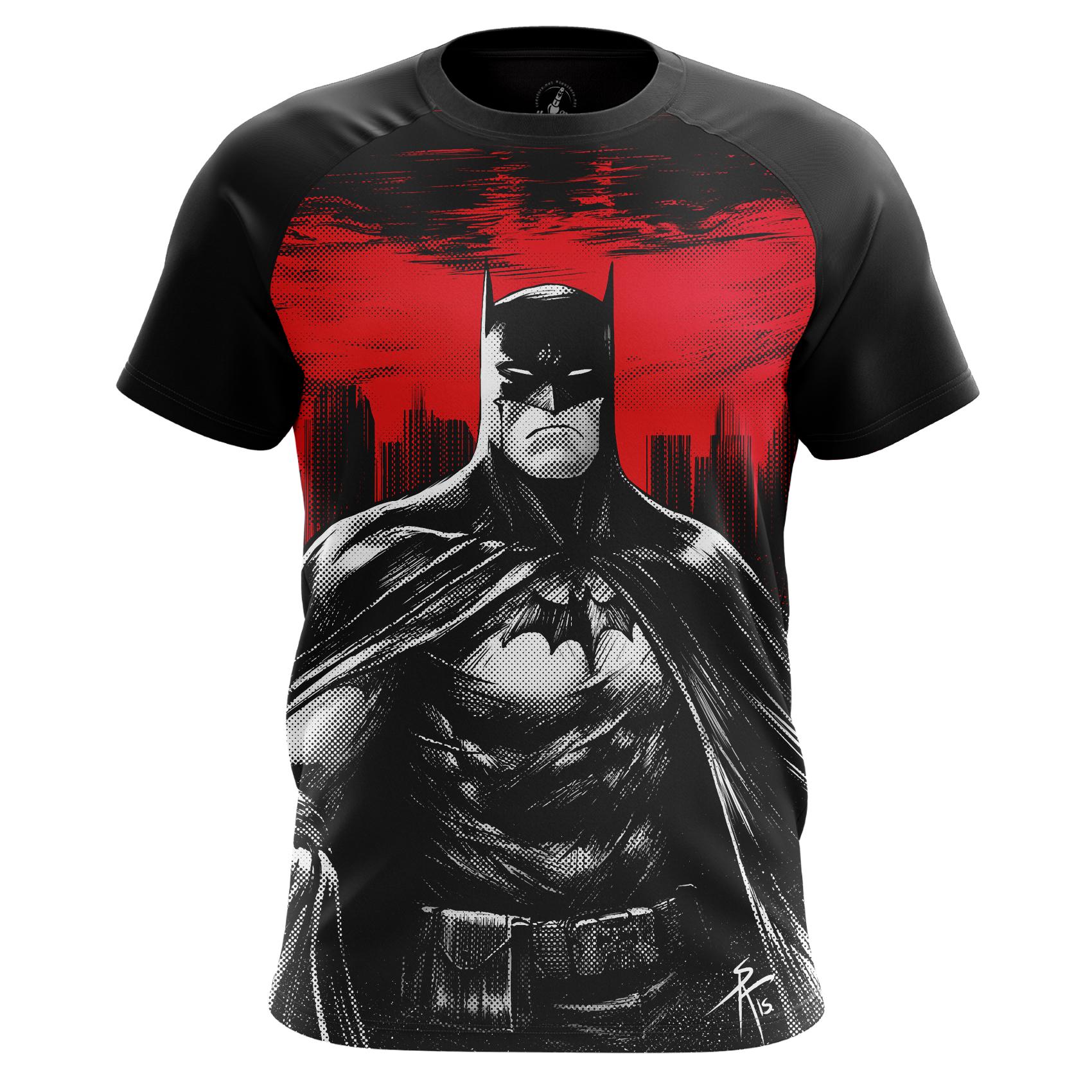 Merchandise Men'S Tank Gotham Knight Comics Batman Mask Vest