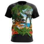 Collectibles - Men'S T-Shirt Greetings From Scarif Star Wars
