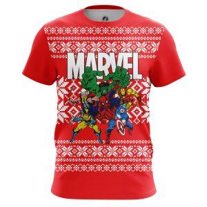 Merch Men'S T-Shirt Marvel'S Eve Xmas Special