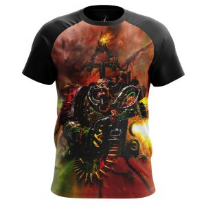 Merch Men'S T-Shirt Nurgle Game Warhammer
