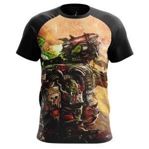 Merch Men'S T-Shirt Ork Warhammer Orks