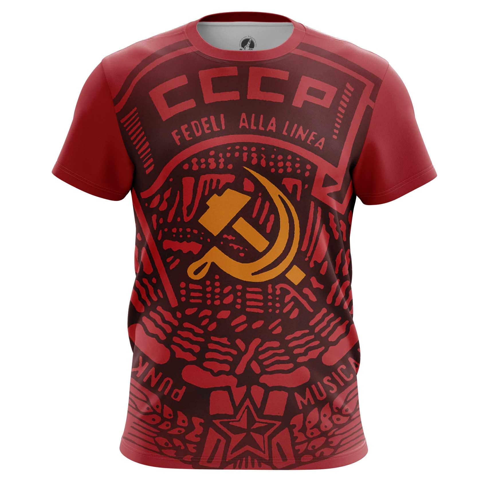 Merchandise Long Sleeve Ussr Red Hammer And Sickle