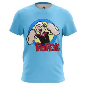 Collectibles Men'S T-Shirt Popeye Sailor Art Muscles