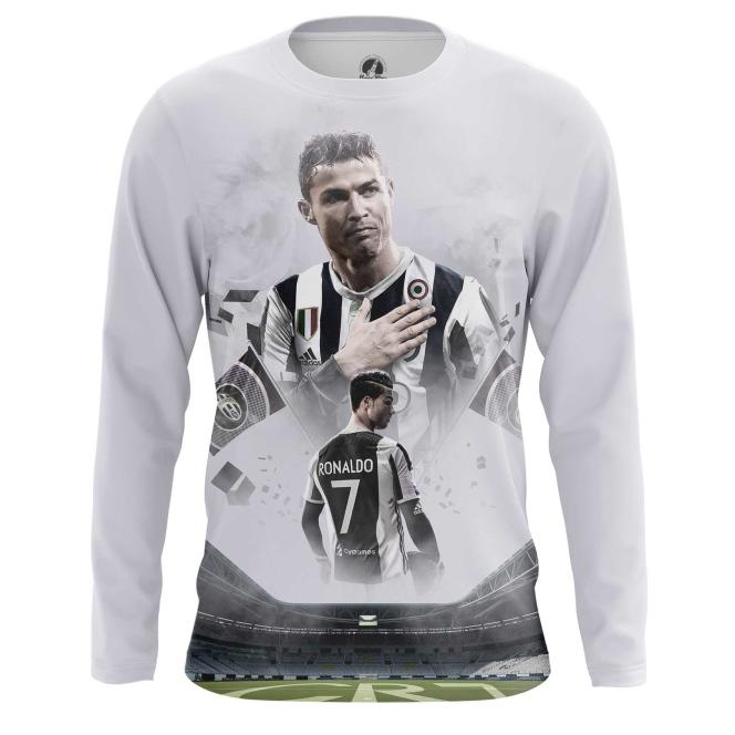 Collectibles Men'S Long Sleeve Cristiano Ronaldo Juventus Fan Shirts