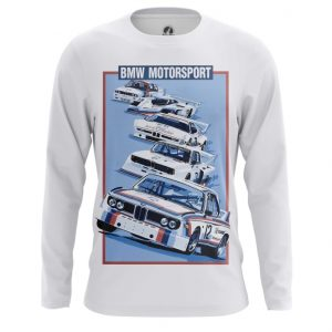 Collectibles Long Sleeve Bmw Motorsport Car