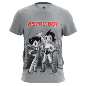 Collectibles T-Shirt Retro Astroboy Astro Boy Animated Series