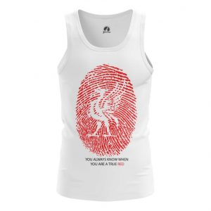 Collectibles Tank Liverpool Fan Football Red Vest