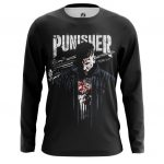 Collectibles Long Sleeve Punisher Netflix Version Inspired Clothing
