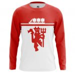Collectibles Long Sleeve Manchester United Fan Football