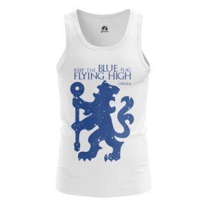 Merch Tank Chelsea Fc Blue Vest