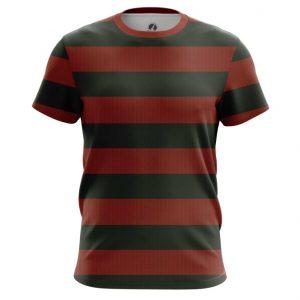 Merchandise Men'S T-Shirt Freddy Krueger Shirt Art A Nightmare On Elm Street