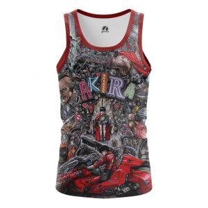 Merch Tank Akira 1988 Thriller Vest