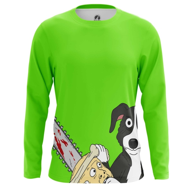 Merch Long Sleeve Mr Pickles Cartoon Shirts Dog Animation