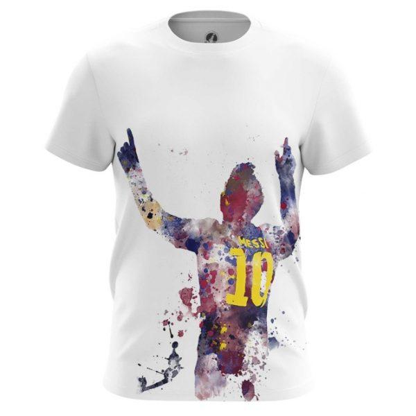 100% authentic dab7c 2d582 Men's t-shirt Lionel Messi Fan Art - IdolStore
