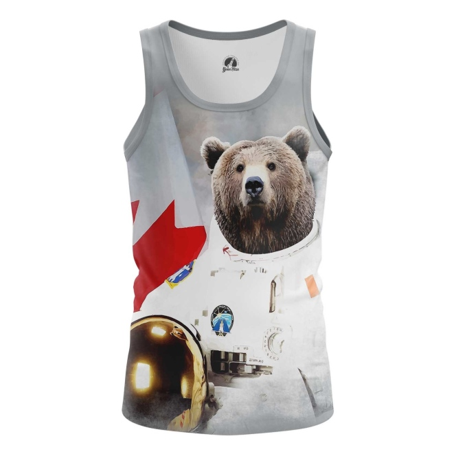 Collectibles - Tank Bear Armstrong Space Bears Joke Vest