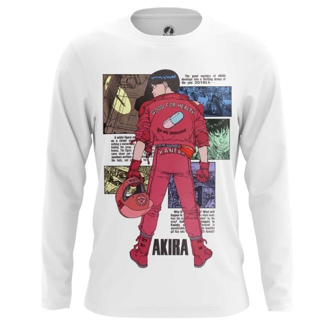 Merch Long Sleeve Akira 1988 Good For Health