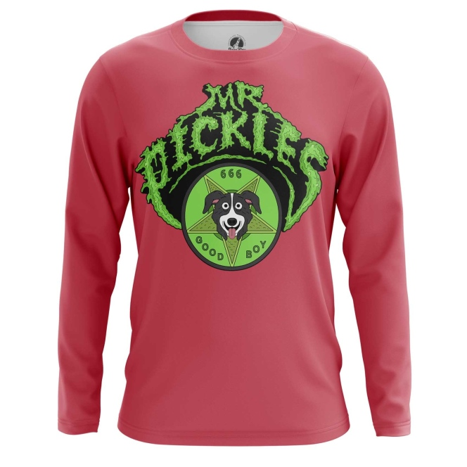 Collectibles Long Sleeve Mr. Pickles Good Boy