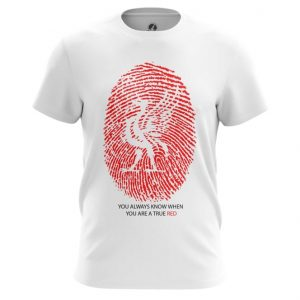 Collectibles Men'S T-Shirt Liverpool Fan Football Red